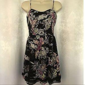 VeraWang princess floral dress
